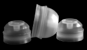 Zima Piston for Aluminium Monoblock Aerosol cans and DWI one-piece steel cans.